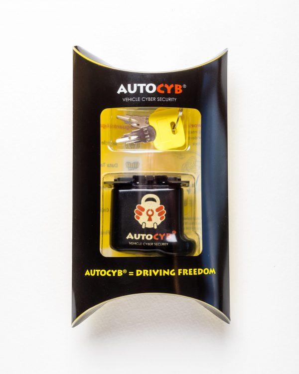 AUTOCYB vehicle cybersecurity lock