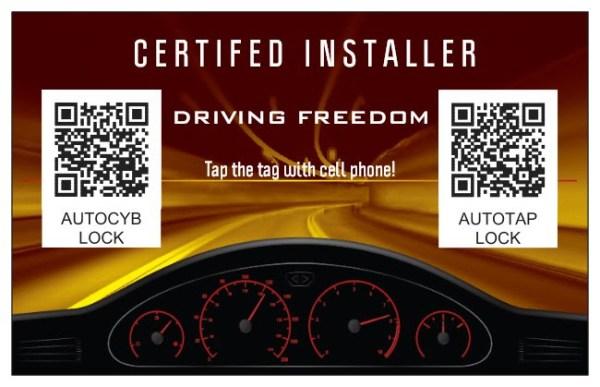 AutoCyb Lock Distributor